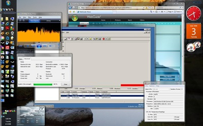 Vista SP1 Streaming Music From Windows Home Server